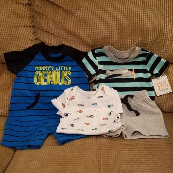 c64f277b19dd Carter's Matching Sets   Sale Nwt Carters Bundle Of Baby Boy ...